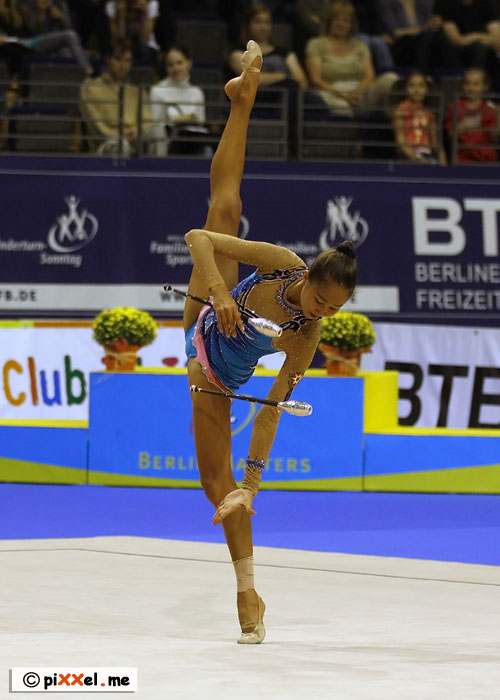 Aliya Garaeva