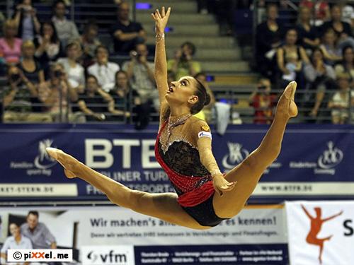 Evgeniya Kanaeva